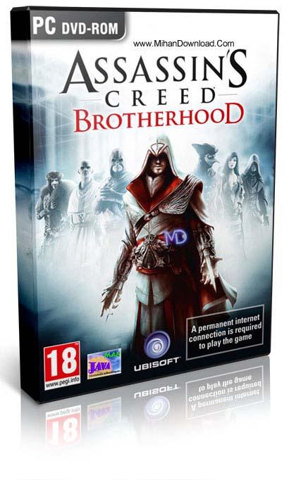 دانلود رایگان بازی Assassins Creed: Brotherhood